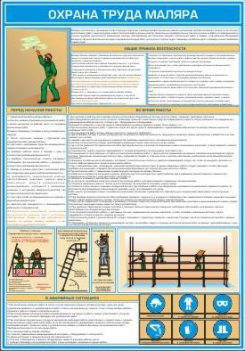 инструкция по охране труда для штукатура-маляра: