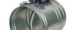 Противопожарный клапан КЛОП-1  купить в Минске.